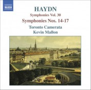 Haydn: Symphonies, Vol. 30 (Nos. 14, 15, 16, 17) - CD