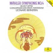 Concertgebouw Orchestra Amsterdam, Helmut Wittek, Leonard Bernstein: Mahler: Symphony No. 4 - CD