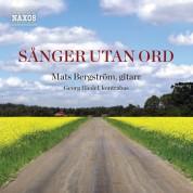 Mats Bergstrom: Sånger utan ord - CD