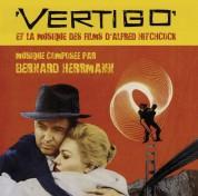 Bernard Hermann: OST - Vertigo - CD