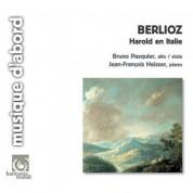 Bruno Pasquier, Jean-François Heisser: Berlioz: Harold en Italie - CD