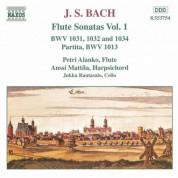 Bach, J.S.: Flute Sonatas, Vol. 1 - CD