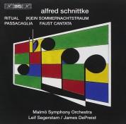 Leif Segerstam, Malmö SymfoniOrkester, James de Preist: Schnittke - Faust Cantata - CD