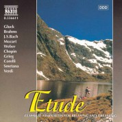 Etude - Classical Favourites for Relaxing and Dreaming - CD