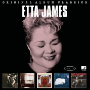 Etta James: Original Album Classics - CD