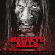 Çeşitli Sanatçılar: OST - Machete Kills - Plak