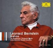 Gidon Kremer, Leonard Bernstein, Mischa Maisky, Wiener Philharmoniker: Brahms: Complete Symphonies - CD