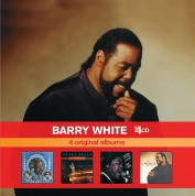 Barry White X4 Original Albums - CD