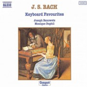 Bach, J.S.: Keyboard Favourites - CD