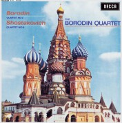 Borodin String Quartet: Borodin: String Quartet No. 2 - Plak