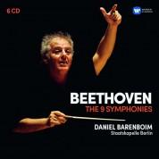 Daniel Barenboim, Staatskapelle Berlin: Beethoven: The 9 Symphonies - CD