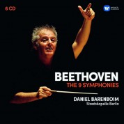 Daniel Barenboim, Staatskapelle Berlin: Beethoven: The 9 Symphonies - CD