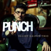 Elliot Galvin Trio: Punch - CD