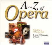 A To Z Of Opera - CD