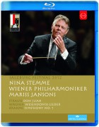 Wiener Philharmoniker, Mariss Jansons: Jansons at the Salzburg Festival 2012 - BluRay