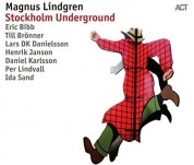 Magnus Lindgren: Stockholm Underground - CD