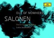 Leila Josefowicz, Esa-Pekka Salonen, Finnish Radio Symphony Orchestra: Leila Josefowicz - Out Of Nowhere - CD