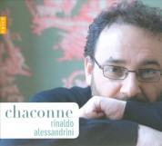 Rinaldo Alessandrini - Chaconne - CD