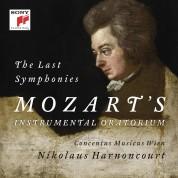 Nikolaus Harnoncourt: Mozart: Symphonies 39, 40, 41 - Plak