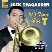 Teagarden, Jack: It's Time for T (1929-1953) - CD