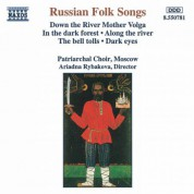Russian Folk Songs - CD