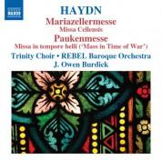 Owen Burdick: Haydn, J.: Masses, Vol. 4 - Masses Nos. 8,