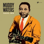 Muddy Waters: Sail On + 4 Bonus Tracks! - Plak
