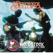 Carlos Santana: Woodstock Saturday August 16, 1969 - Plak