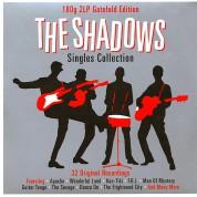 The Shadows Singles Collection - Plak
