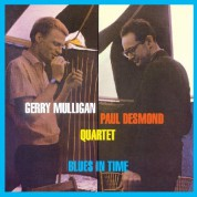 Gerry Mulligan: Blues In Time + 1 Bonus Track - CD
