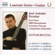 Guitar Recital: Jose Antonio Escobar - CD