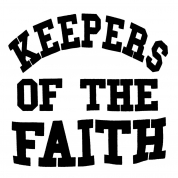Terror: Keepers Of The Faith (10th Anniversary) - Plak