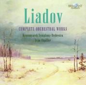 Krasnoyarsk Symphony Orchestra, Ivan Shpiller: Liadov: Complete Orchestral Works - CD