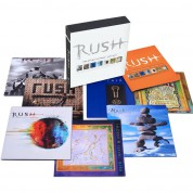 Rush: Complete Atlantic Studio Albums 1989 - 2007 - CD