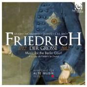 Akademie für Alte Musik Berlin: Friedrich der Grosse - CD