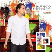 Alfredo Rodriguez: The Invasion Parade - CD