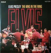 Elvis Presley: The King In The Ring - Plak