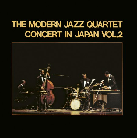 The Modern Jazz Quartet: Concert in Japan 2 - CD