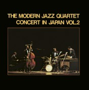 The Modern Jazz Quartet: Concert in Japan 2 - CD
