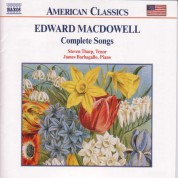 Macdowell: Songs (Complete) - CD