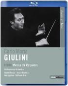 Ilva Ligabue, Grace Bumbry, Sandor Konya, Raffaele Arié, Philharmonia Orchestra, Carlo Maria Giulini: Verdi: Messa da Requiem - BluRay
