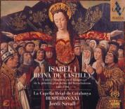 La Capella Reial de Catalunya, Hespèrion XXI, Jordi Savall: Isabel I, Reina de Castilla (Musicas Reales, volume 3) - CD