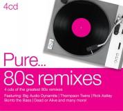 Çeşitli Sanatçılar: Pure... 80s Remixes - CD