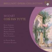Soile Isokoski, Monica Groop, Nancy Argenta, La Petite Bande, Sigiswald Kuijken: Mozart: Così Fan Tutte - CD