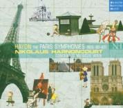 Nikolaus Harnoncourt, Concentus Musicus Wien: Haydn: The Paris Symphonies (Nos 82-87) - CD
