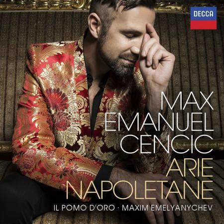 Max Emanuel Cencic, Il Pomo d'Oro: Arie Napoletane - CD