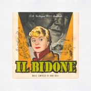 Nino Rota: Il Bidone - Soundtrack - Plak