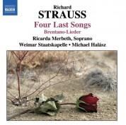 Ricarda Merbeth: Strauss, R.: 4 Last Songs / 6 Lieder / Ariadne Auf Naxos (Excerpts) - CD