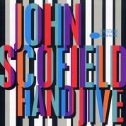 John Scofield: Hand Jive - Plak