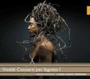 Sergio Azzolini, L'Aura Soave Cremona: Vivaldi: Concerto for bassoon Vol.1 - CD
